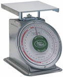 ACCUWEIGH CW(N) SERIES MECHANICAL SCALE STAINLESS STEEL (1000g, 2lb, 5lb)
