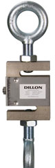 DILLON S-BEAM LOAD CELL (50lb to 20000lb)