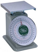 ACCUWEIGH SERIES SM (N) MECHANICAL SCALE STAINLESS STEEL (32oz to 12kg)