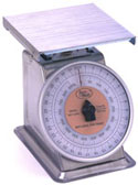 ACCUWEIGH SKY SERIES MECHANICAL SCALE STAINLESS STEEL (900g, 1kg, 2kg)